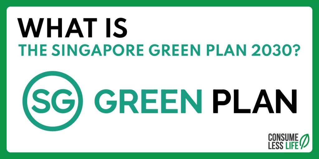 Singapore green plan 2030 banner