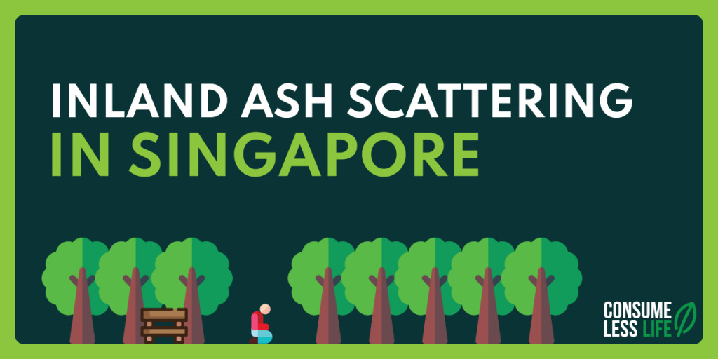 Inland ash scattering in singapore