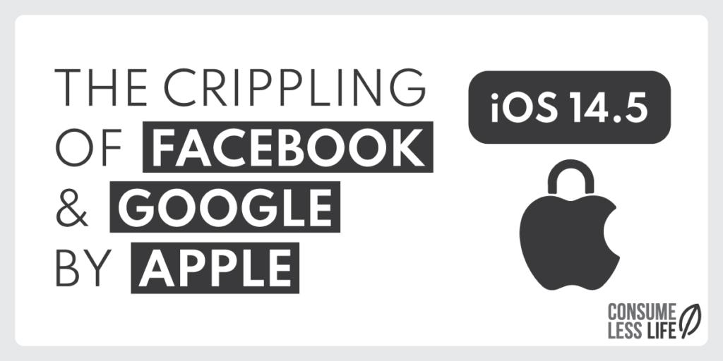 Apple ios14.5 google facebook