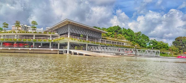 jurong lake passion wave