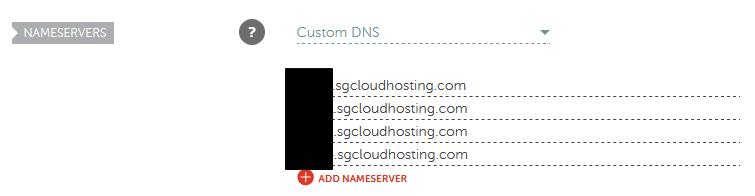 namecheap custom DNS